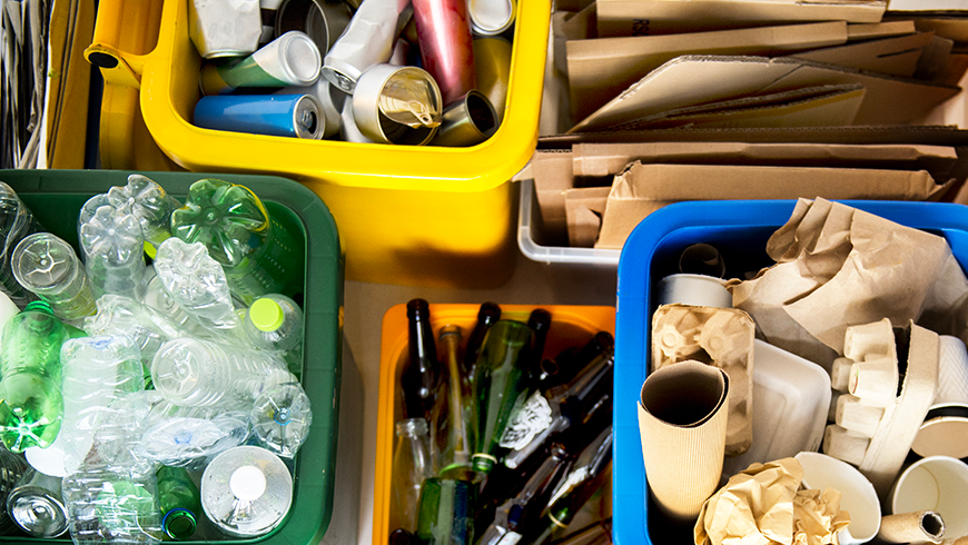 Raccolta differenziata dei rifiuti